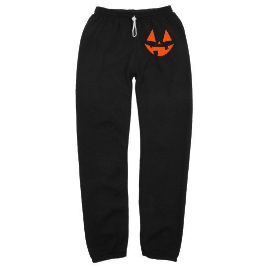 Spooky joggers
