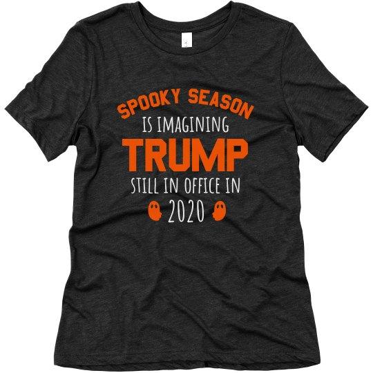 Spooky Trump Season Tee