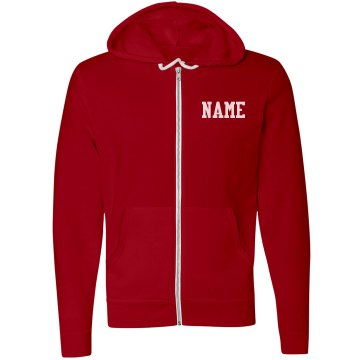 Sports Fan Team Hoodie