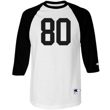 Sports number 80