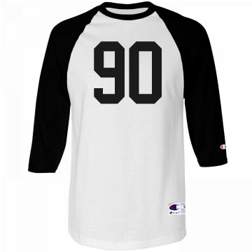 Sports number 90