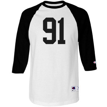 Sports number 91