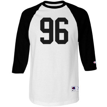 Sports number 96