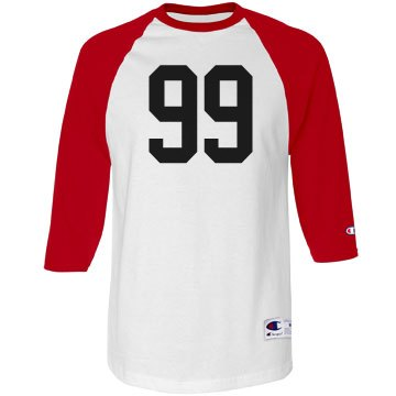 Sports number 99