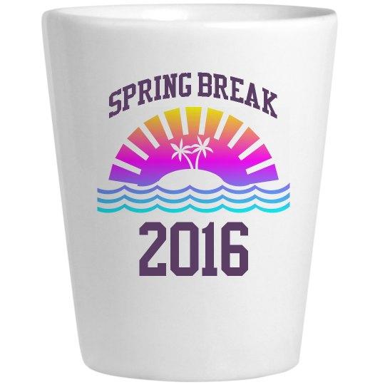 Spring Break 2016