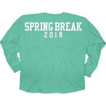 Spring Break 2018 Jersey