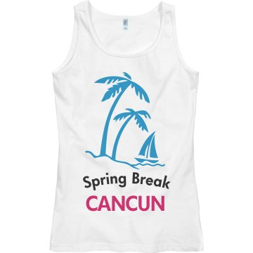 spring break cancun