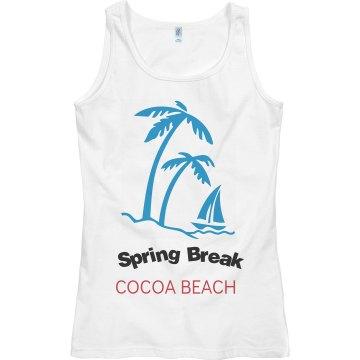 spring break cocoa beach