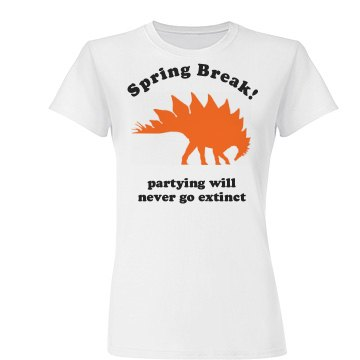 Spring Break Extinct?