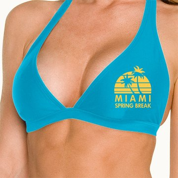 Spring Break Halter Top