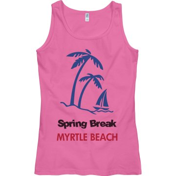 spring break myrtle beach