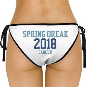 Spring Break Senior