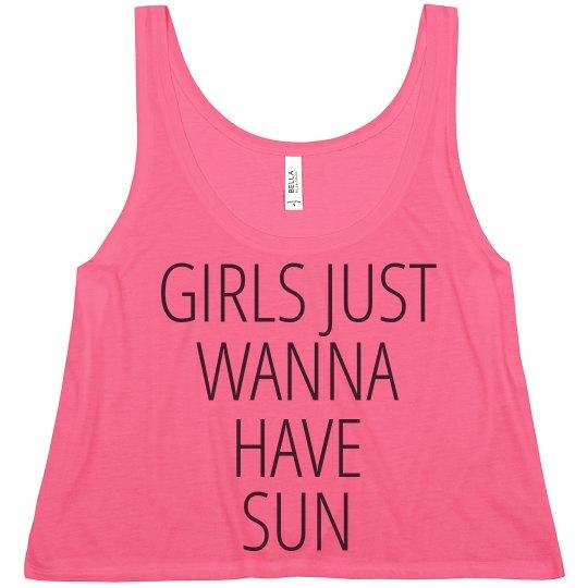Spring Break Summer Girls