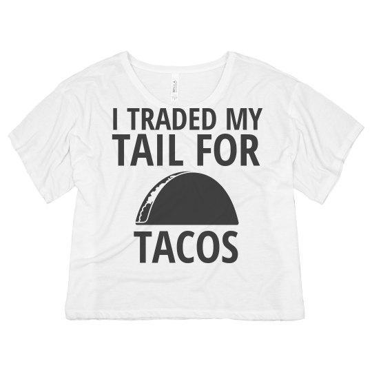 Spring Break Tails For Tacos