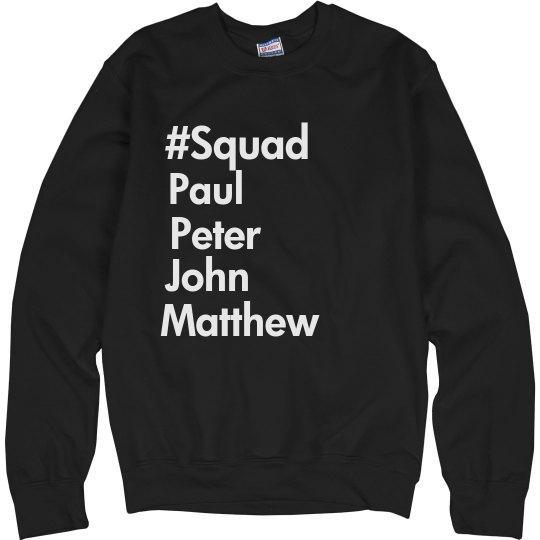 Squad Men's Sweatshirt