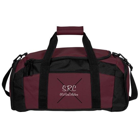 """""""S.R.C"""" Duffle Bag"""