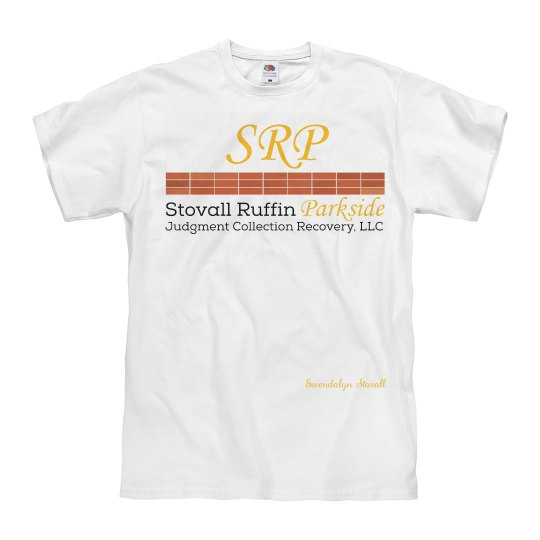 SRP LLC  White work shirts