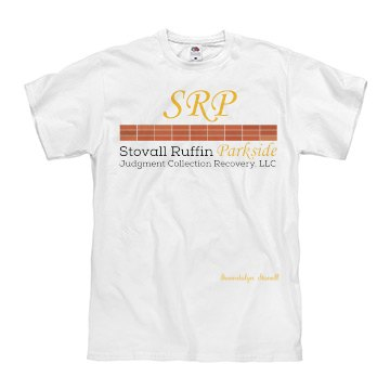 SRP LLC  White work shirts