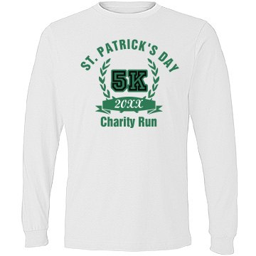 St. Paddy's Day Run