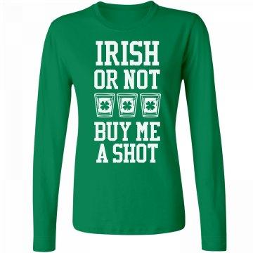 St. Paddy's Shots
