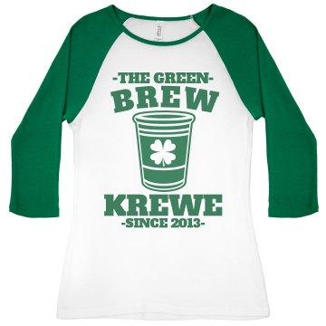 St Pat Brew Crew