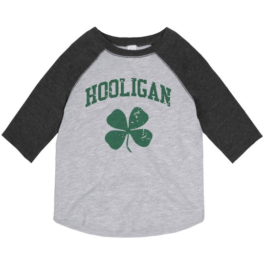 St. Pat Hooligan Matching Family