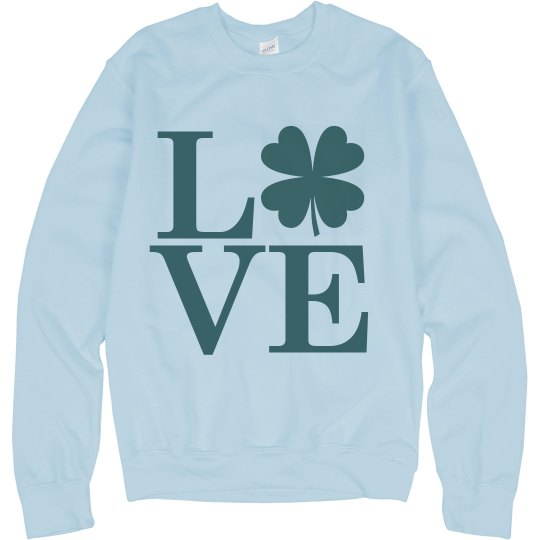 St Patrick Day Irish Love