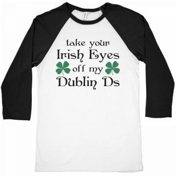 St. Patrick Dublin Ds
