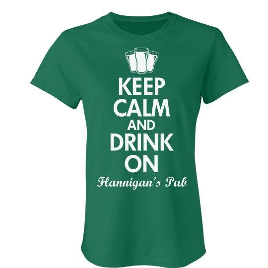St. Patrick's Calm Pub