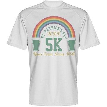 St. Patrick's Day 5K Tee