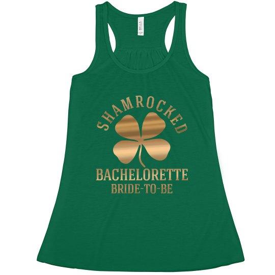 St Patrick's Day Bachelorette