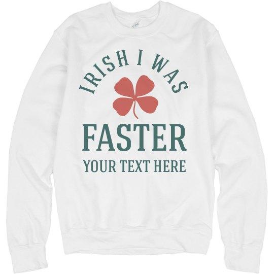 St. Patrick's Day Custom Run