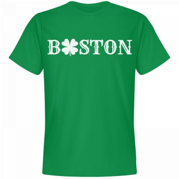 St Patricks Day in Boston MA