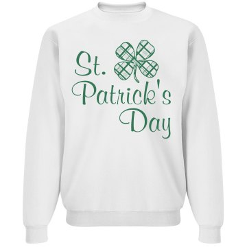 St. Patricks Day Noodie Shamrock