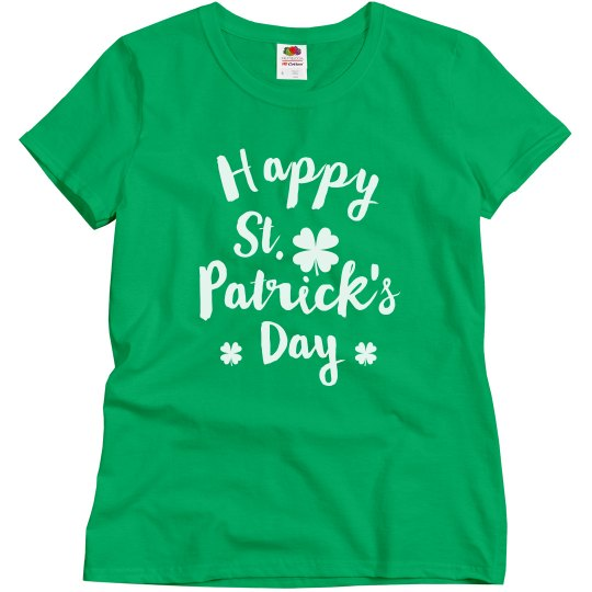 St Patricks Day Teacher Green Shirt