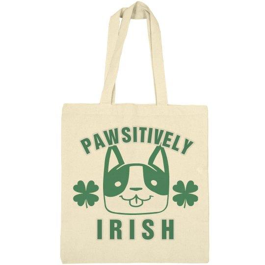 St Patrick's Irish Puppy