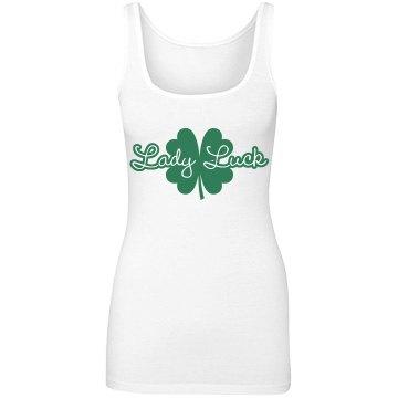 St. Patrick's Lady Luck