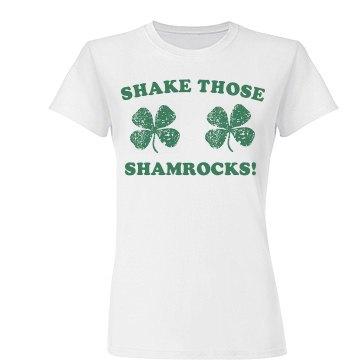 St. Patrick's Sham Shake