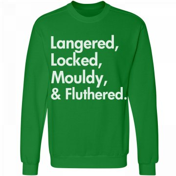 St. Patty Irish Slang For Drunk