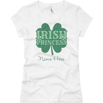 St Patty's Irish Princess