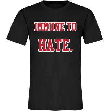 ST9 Immune To Hate Tee