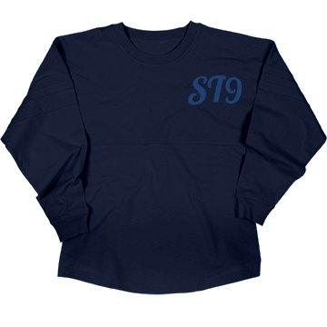 ST9 Women's Top (Royal/Blue)