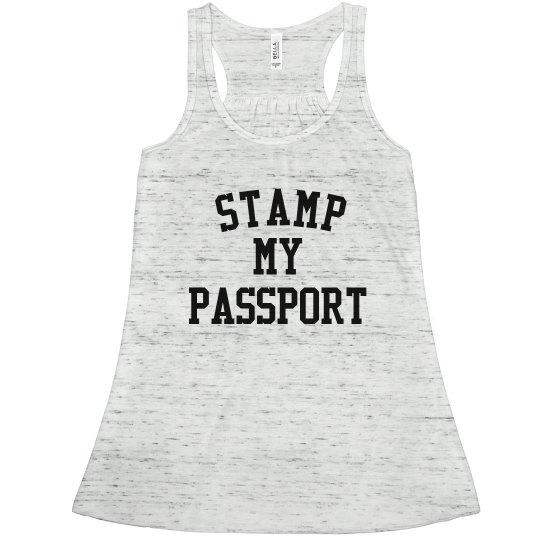 STAMP MY PASSPORT