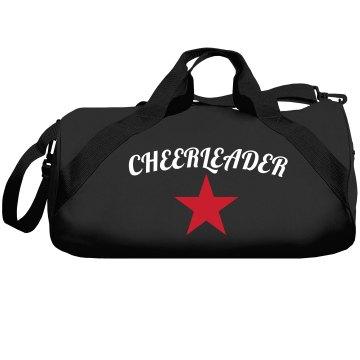 Star cheerleader