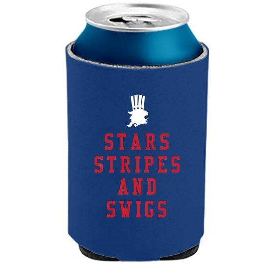 Stars Stripes and Swigs