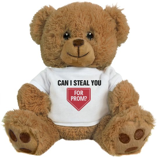 Steal Base Prom Proposal