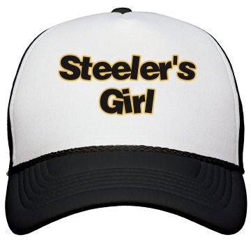 Steeler's Girl