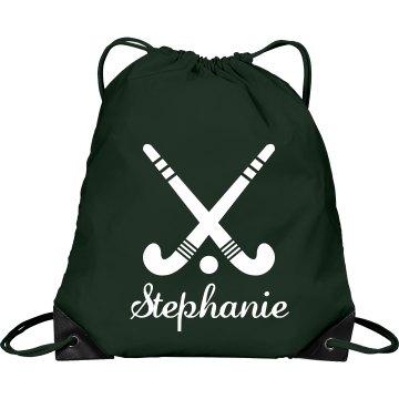Stephanie. Field Hockey