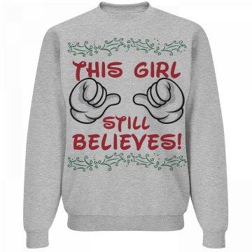 Still Believes in Santa