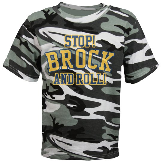 Stop Brock and Roll